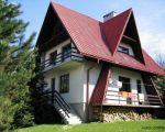 Dom w małej górskiej miejscowości