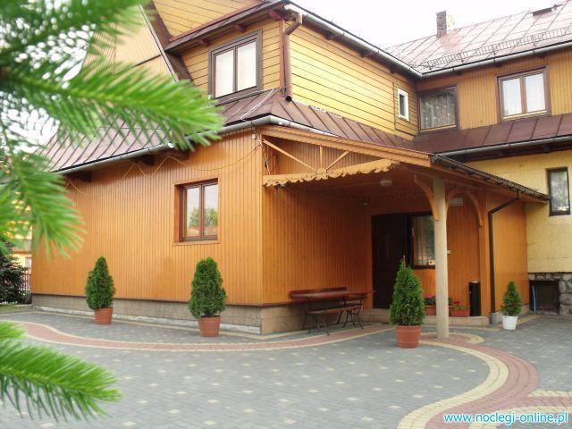 GÓROLIK - dom drewniany