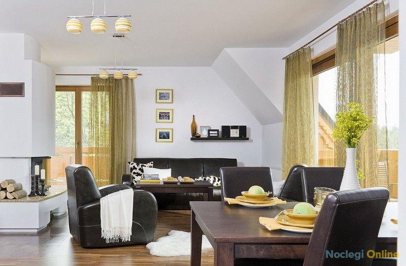 Apartament PREMIUM z kominkiem i sauną SYWARNE 34A