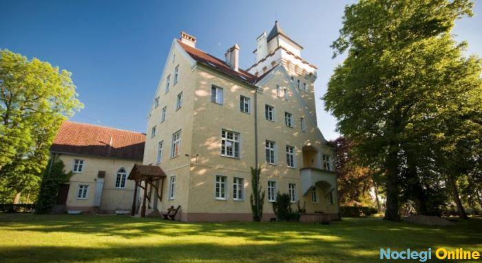 Zamek Nowęcin **