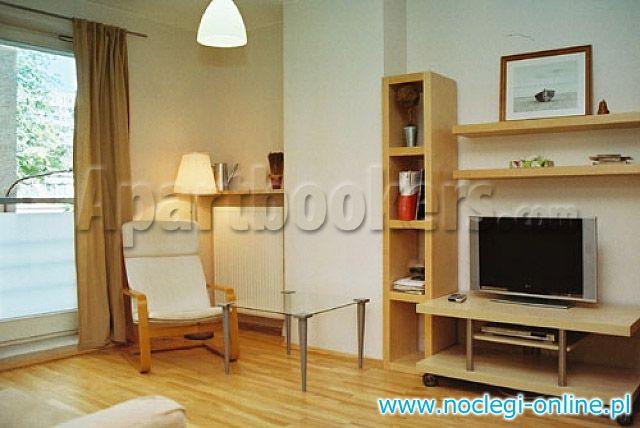 Apartamenty Apartbookers.com Warszawa
