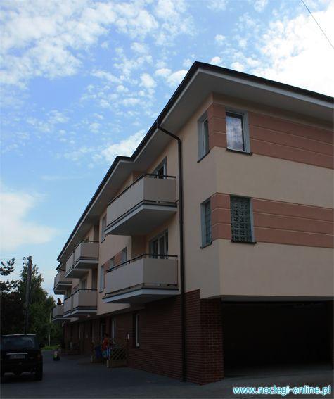 Apartament Pomarańcza