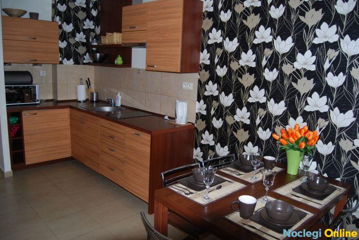 Kompleks Hotelowo-Apartamentowy OLYMPIC PARK  apartament 112