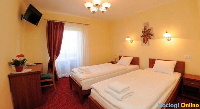 Hotel Na Błoniach ***