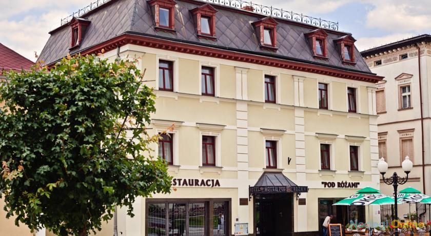 Hotel Pod Różami ***