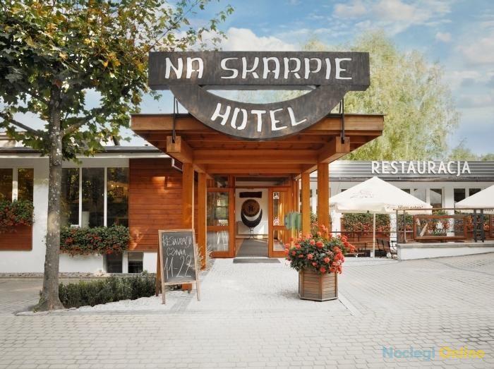 Hotel Na Skarpie ***