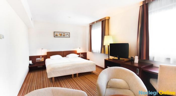Qubus Hotel Gliwice ***