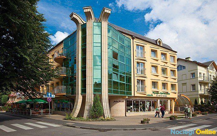 Apartamenty MALACHIT