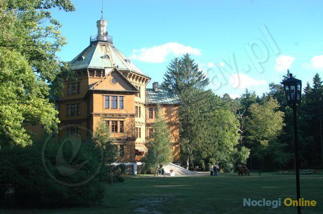 Pałac Myśliwski Książąt Radziwiłów