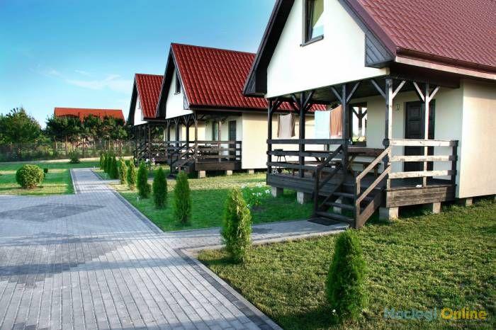 Domki letniskowe BUNGALO