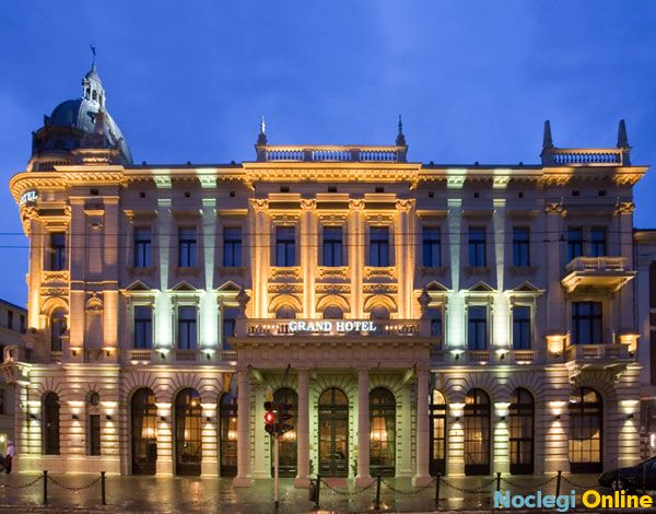 IBB Grand Hotel Lublinianka ****