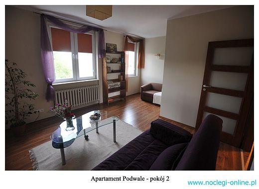 Apartament Gdański PODWALE