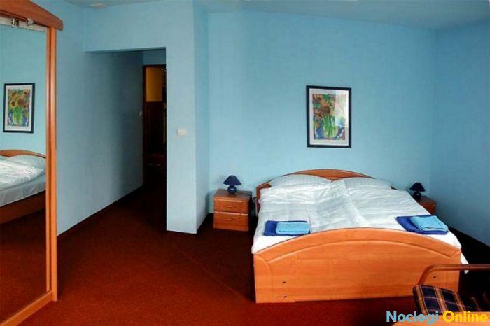 Hotel - Restauracja MIMOZA