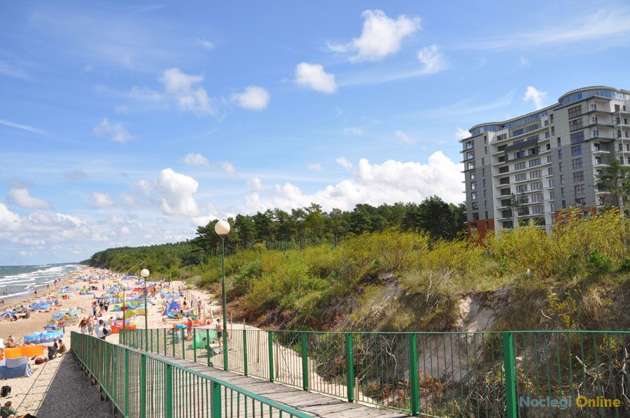 Apartments LuxView przy samej plaży