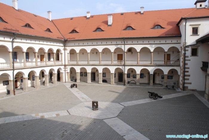 Hotel Zamek Królewski w Niepołomicach