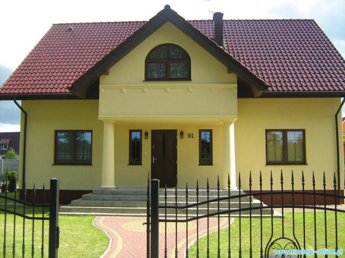 """Kwatery prywatne """"Agat"""" w Mielnie"""