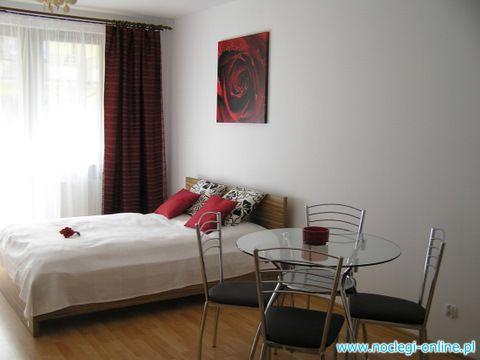 Apartament Rose w Świnoujściu