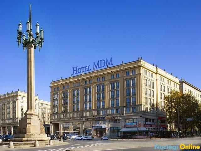 Hotel MDM ***