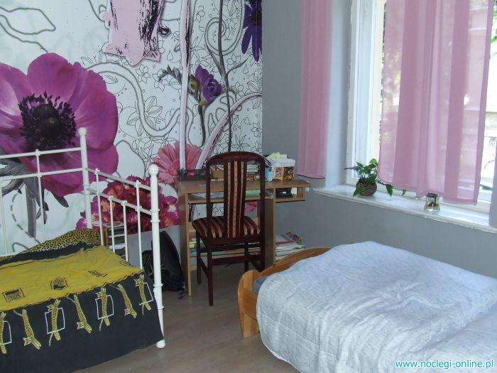 Pokój w kaminicy w Dolnym Sopocie