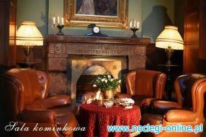 Hotel Bursztynowy Pałac ****