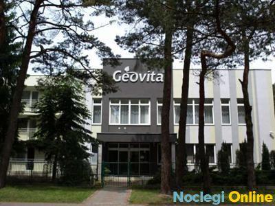 Centrum Zdrowia, Urody i Rekreacji Geovita w Dźwirzynie