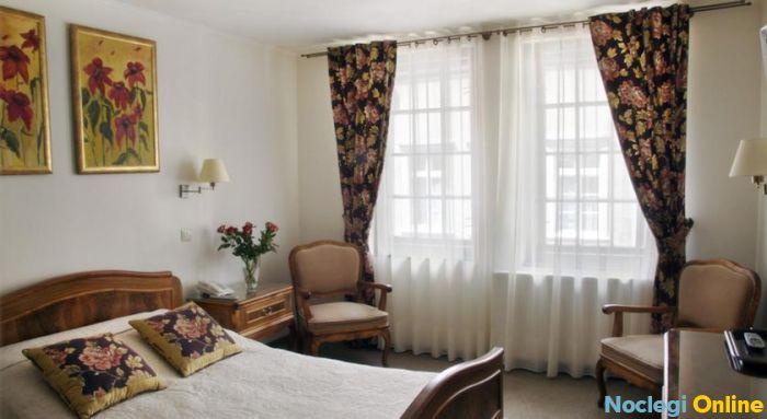 Hotel Pod Czarną Różą **