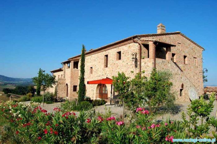 Domki do wynajęcia w Toskanii Podere Cunina di Buonconvento