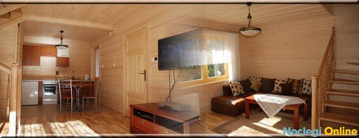 Regionalny Domek i Apartament POD SKOCZNIĄ