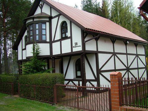 Dom Letniskowy Bursztynek w Poddąbiu