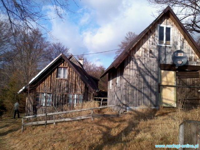 Chata na Bukowym Groniu