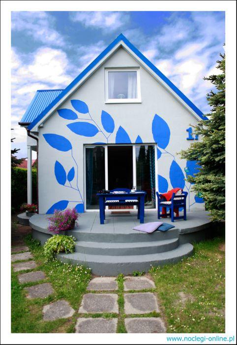 Dom nad morzem w Łebie