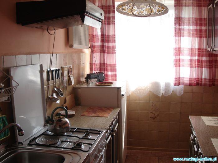 mieszkanie na wczasy - Międzyzdroje