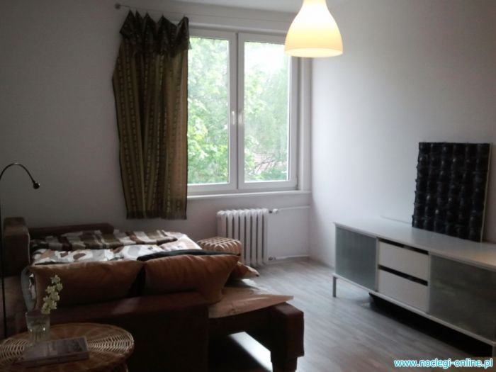 Fully furnished studio – apartment for rent in Wrzeszcz