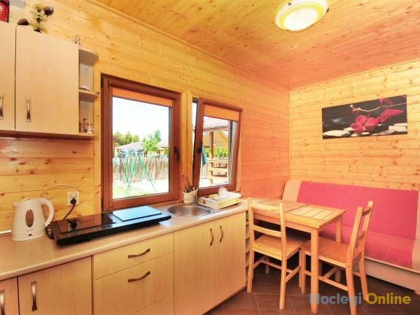 Drewniane domki POD OLIVKĄ
