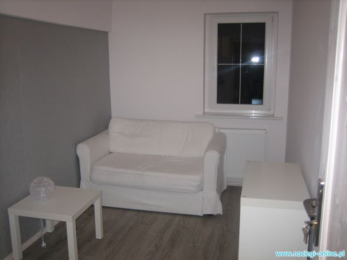 Apartament Stalowy na gdańskiej Starówce