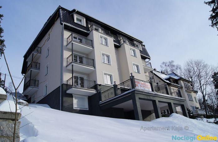 Villa Avangarda Apartament Kaja