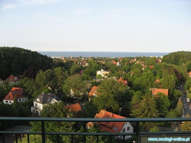 Mieszkanie z widokiem na morze (6 osób)