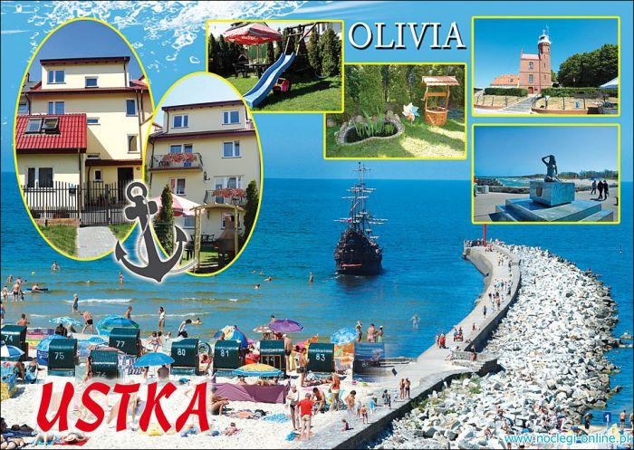 Pokoje Gościnne Olivia Ustka