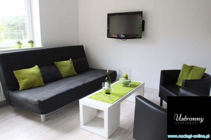 Apartament ustronny.pl w Ustroniu