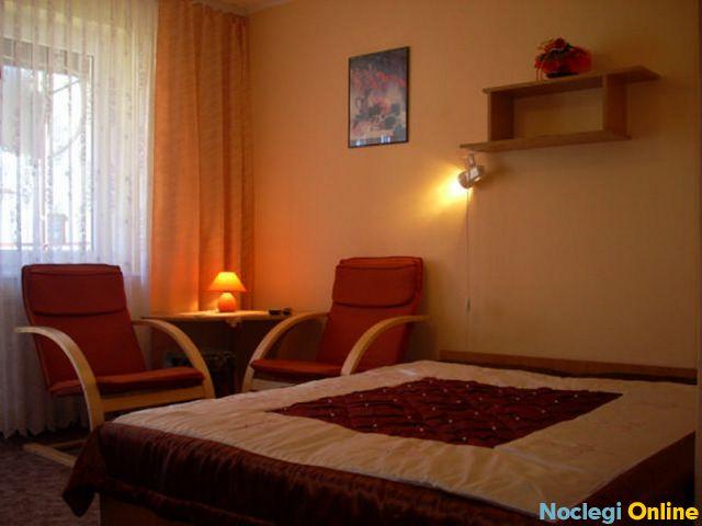 Pokoje gościnne Terenia