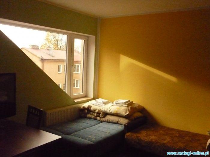 Pokoje hotelowe Sokółka