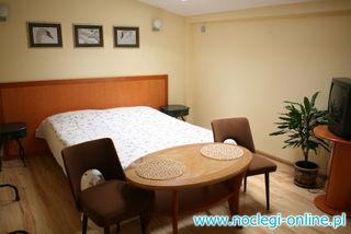 Pokoje gościnne w centrum Sopotu