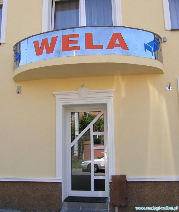 Pokoje Gościnne WELA
