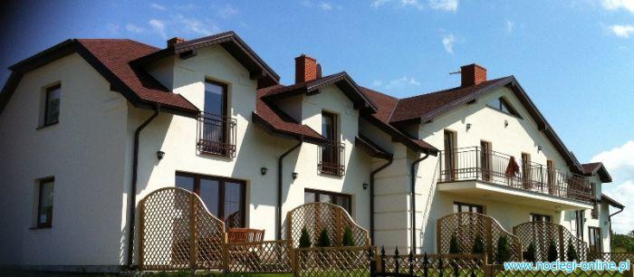 Słoneczne Apartamenty w Dębinie