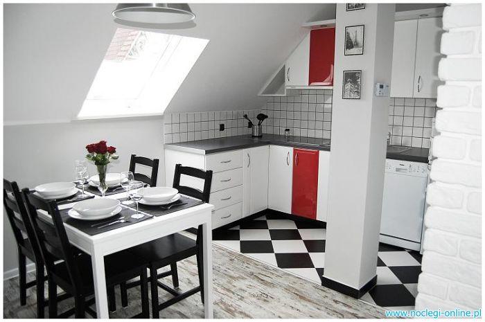 Dwupoziomowy Apartament Salt8Pepper