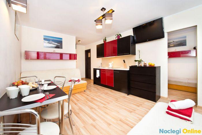 Apartament Słoneczne Przymorze - Całoroczny