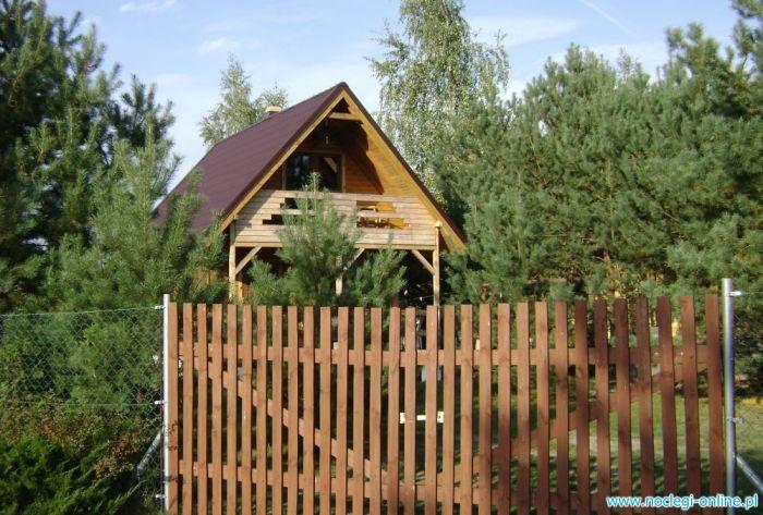 KOCIEWIE domki letniskowe na skraju Borów Tucholskich