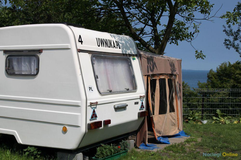 Camping U WNUKA