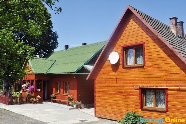 Domek w Zawoji