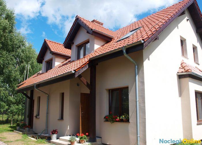 Dom na Mazurach Kozinek
